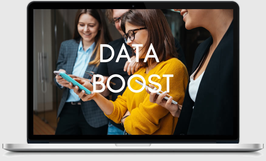 Business Mobile Data Boost.