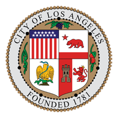 Los Angeles shield