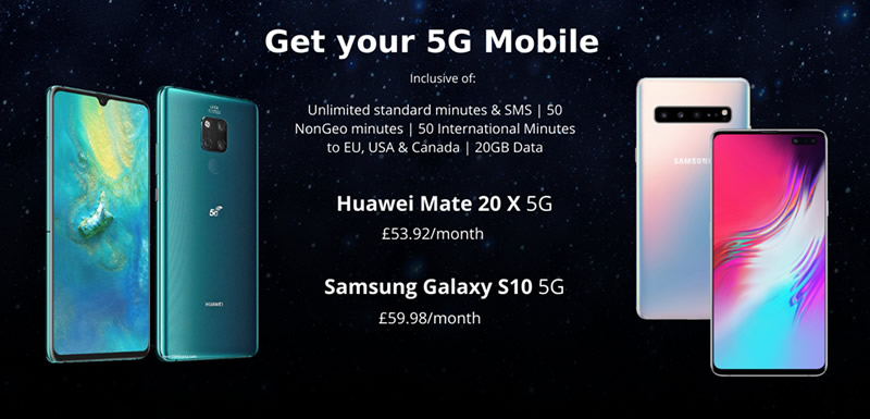 See our 5G handset offers.